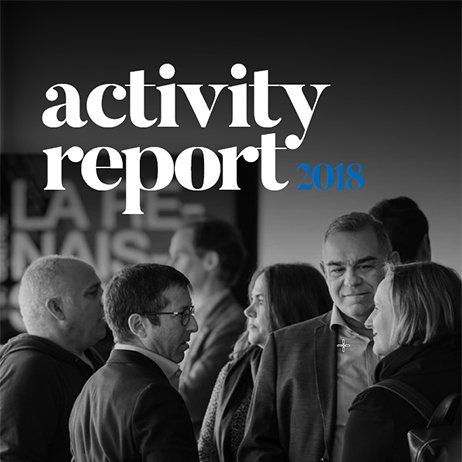 activity report 2018
