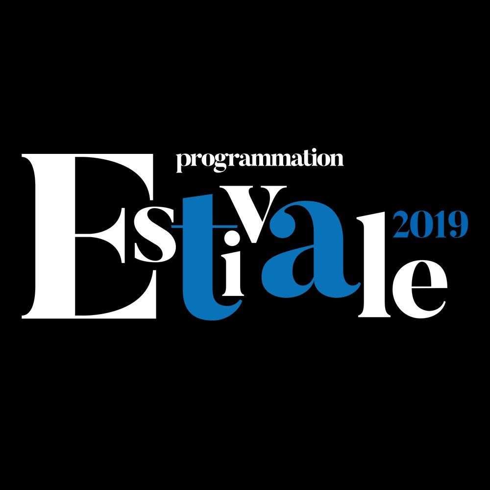 Programmatin estivale 2019