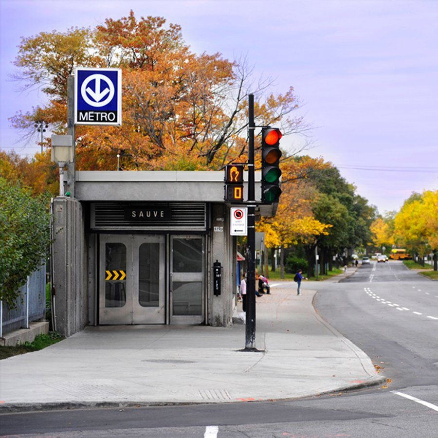 SDC metro sauvé